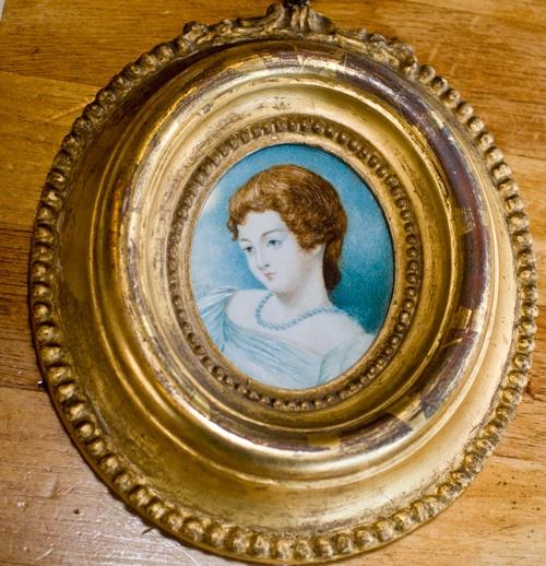 Ada Lovelace painting purchased on eBay