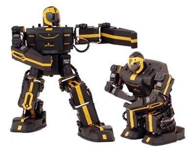 New @ MAKE — Make Robotics Workshop: Humanoids