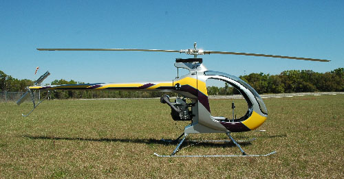 DIY Helicopter kit