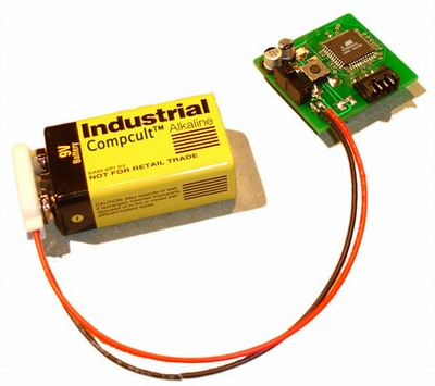 #6 microcontroller packs a small punch