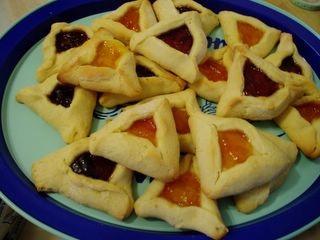 HOW TO – Make hamentashen Purim cookies