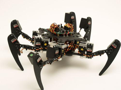 Trossen Robotics contest – Phoenix FTW