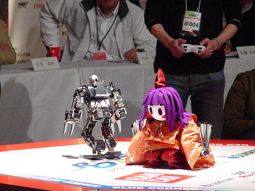 Images from ROBO-ONE 13