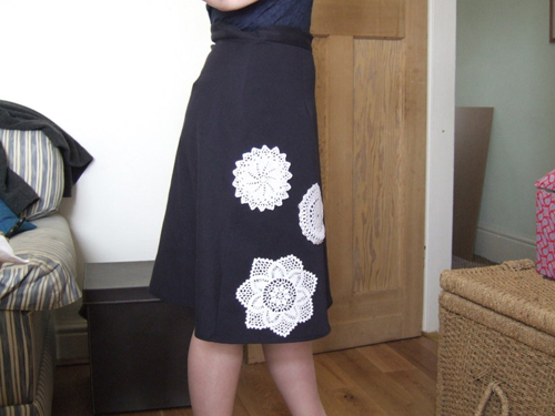 Blissed Out's Sew Everything Workshop Skirt