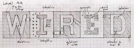 Wired.com D&D logo contest