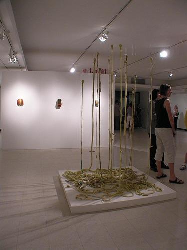 Amy Long's Fiber Art