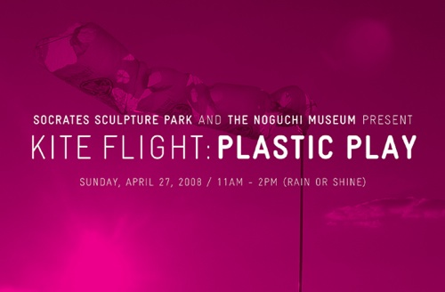 Kite making @ Socrates Sculpture Park