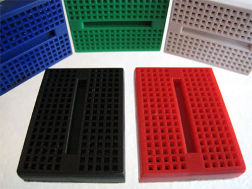 Breadboards, now in full color