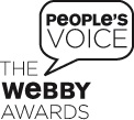 MAKE nominated for a Webby award, please vote!
