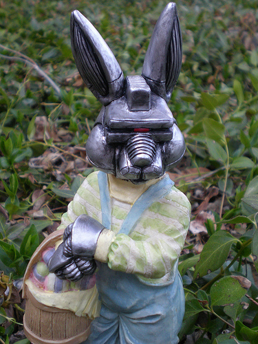 """Easter """"Robbit"""""""