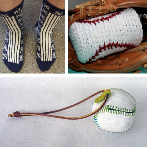 Stitch N' Pitch – Baseball Craft Projects & Patterns