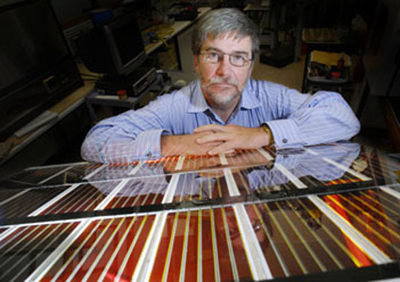Solar cells built into windows could change power sources forever