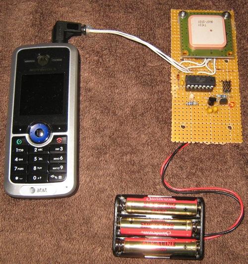 Open GPS tracker