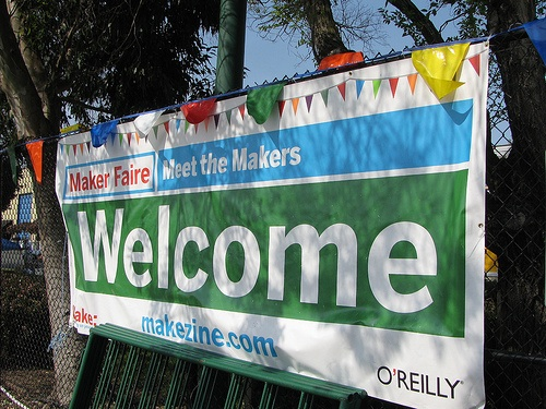 Maker Faire in the news…