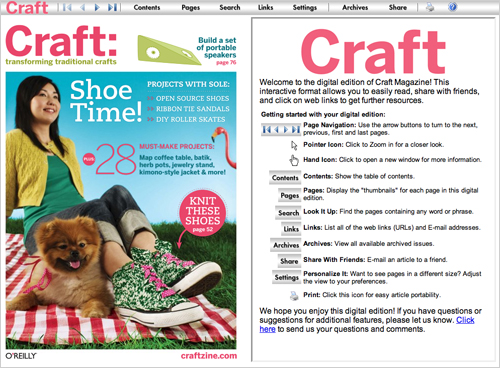 CRAFT: 07 The Shoe Issue – On newsstands now!