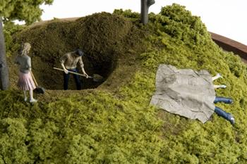 Thomas Doyle's miniature art