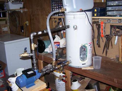 DIY: Biodiesel processor