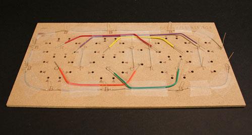 Build: No solder LED clock kit from the Maker SHED