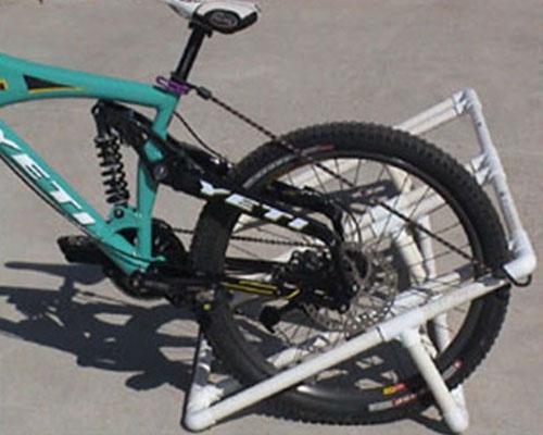 Make your own Bike Rack