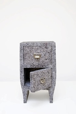 Waste Paper Furniture