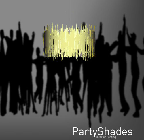 Party shade = instant house party