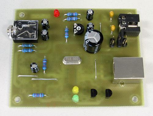 DIY: USB Sound Card