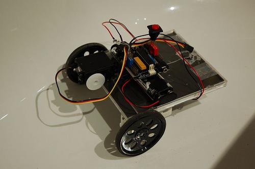 Robot Spirograph