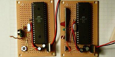 Simple wireless transmitter