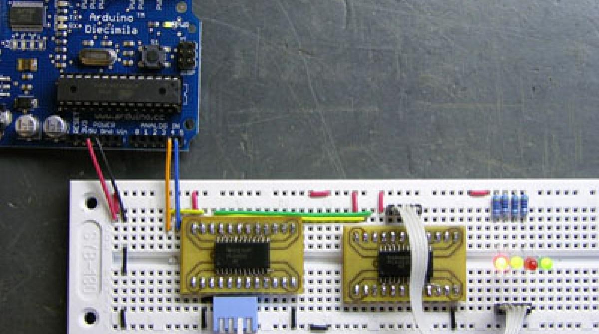 Hook up an Arduino to I2C | Make: