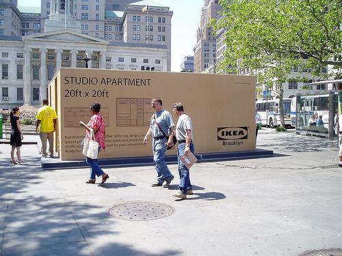Build your own studio apartment
