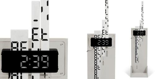 Digimech clock