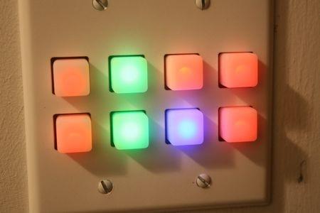HOW TO – Make a RGB combination door lock