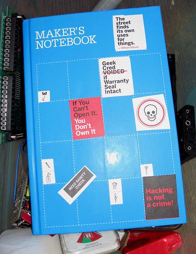 GeekDad's Maker's Notebook review