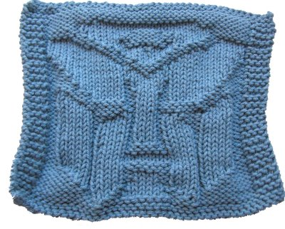 HOW TO – Knit a Transformer washcloth