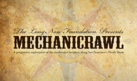 Long Now – Mechanicrawl