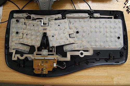 Keyboard buzzer to replace console bell