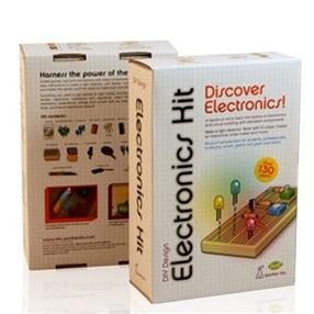 Sparkle labs – DIY Electronics kit (video)