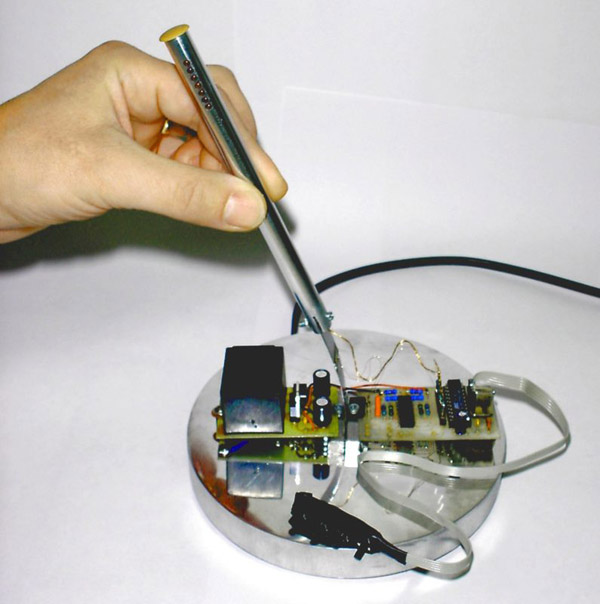 DIY: POV Clock