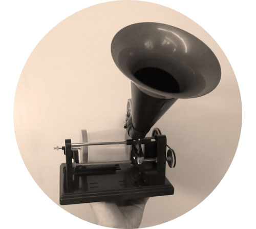 Make:it video – Edison Cup-style Phonograph