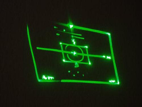 DIY: Hard disk laser scanner