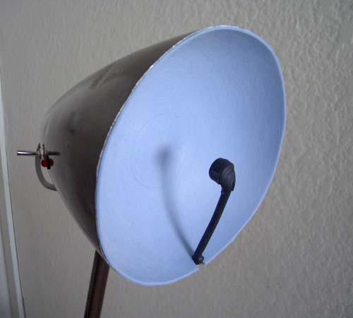 Turn your old lamps into spy gear