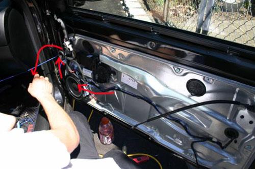 How to: Install a car alarm
