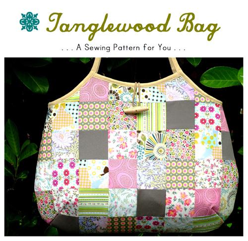 Tanglewood Bag Pattern & Fabric Bundles