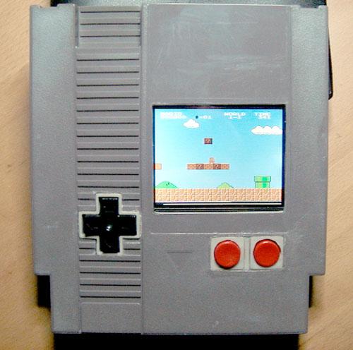 NES-in-a- cartridge