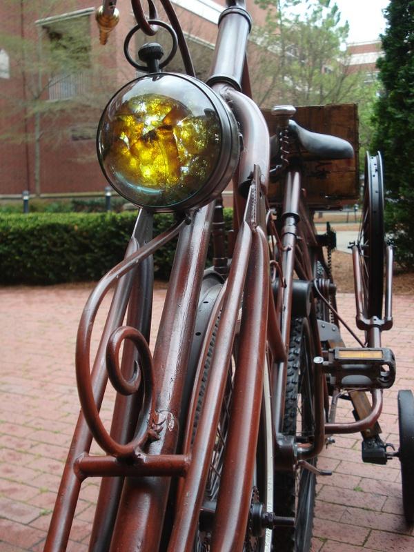 Rag and Bone bike