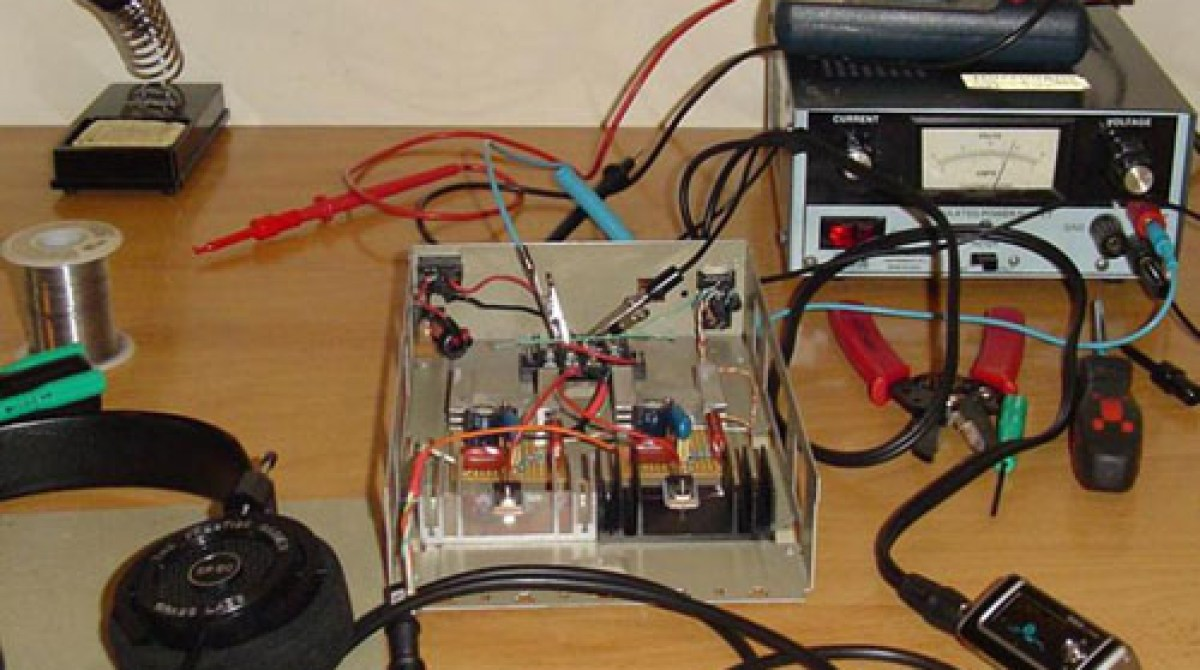 A Hiqh Quality Headphone Amplifier Schematic Diy High Make Article Featured Image