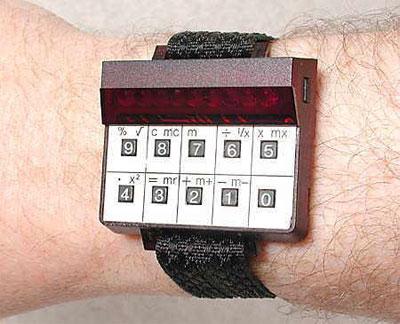 Sinclair watch will make a geek grin