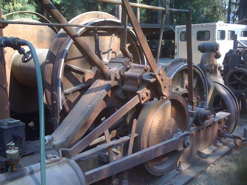 Sturgeon's Mill field trip
