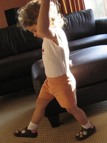 HOW TO – Make Easy Kid's Shorts from a T-shirt
