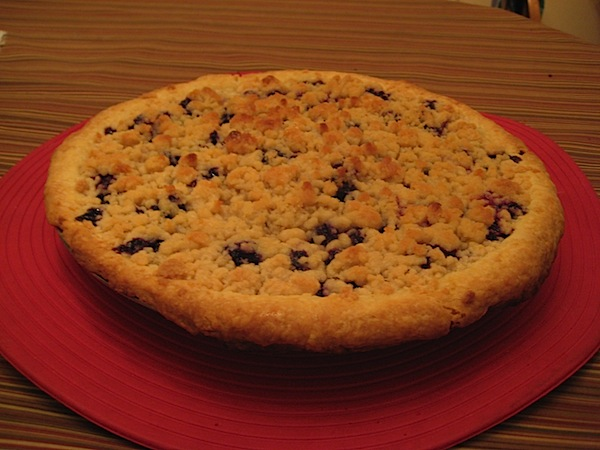 It's That Time – Blueberry Pie